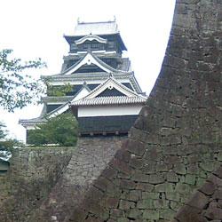 熊本城と石垣