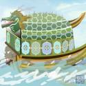 亀甲船(めくら船)